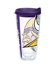 Minnesota Vikings 24 oz. Colossal Wrap Tumbler