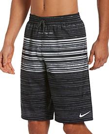 Swim Men's Oxidized Stripe Breaker Volley Shorts