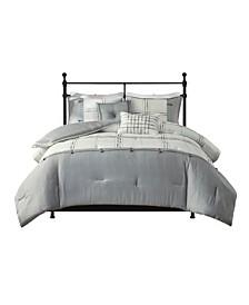 Maxwell King/California King Comforter, Set of 5