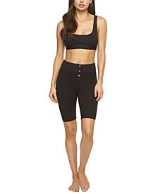 Women's Lurra Lounge Bralette & Bike Shorts
