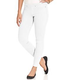 HUE® Women's  Original Denim Leggings, Created for Macy's