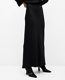 Women's Flared Long Skirt