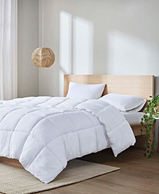 Allergen Barrier Down-Alternative Twin Comforter