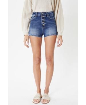 Women's High Rise Shorts