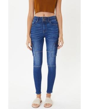 Women's High Rise Super Skinny Jeans