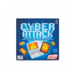 Junior Learning Cyber Attack - Educational Board Game