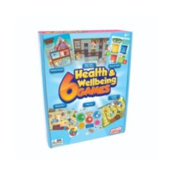 Junior Learning 6 Health and Wellbeing Games - Educational Games