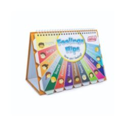 Junior Learning Feelings Flips - Educational Flip Card Set