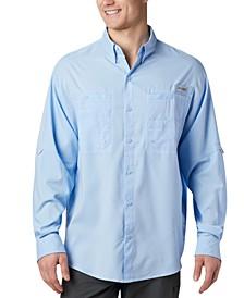 Men's Big & Tall Tamiami II Long-Sleeve Shirt
