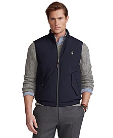 Men's Packable Mockneck Vest