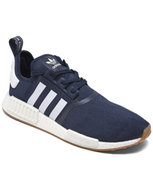 ADIDAS ORIGINALS ADIDAS MENS NMD R1 CASUAL SNEAKERS FROM FINISH LINE