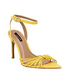 Delia Strappy Sandal