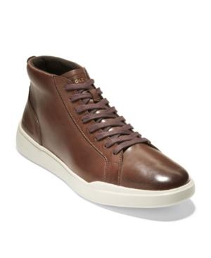 Cole Haan Sneakers MEN'S GRAND CROSSCOURT MODERN MIDCUT SNEAKER MEN'S SHOES