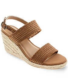 Skyla Wedge Sandals