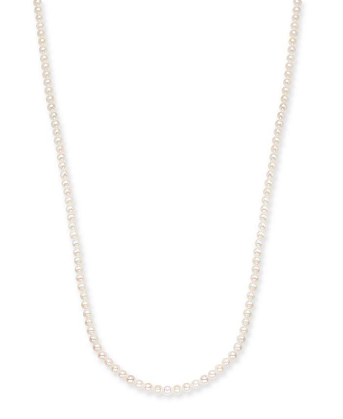 Belle de Mer - Cultured Freshwater Pearl Strand Necklace (7-8mm)