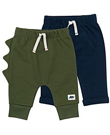 Baby Boys Pant, 2 Pack