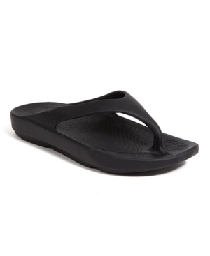 Men's Wally Comfort Cushioned Thong Sandals