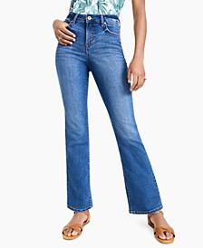 Petite Bootcut Jeans, Created for Macy's