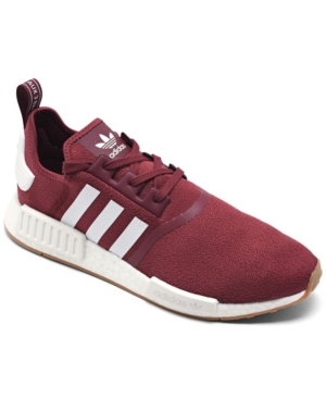 ADIDAS ORIGINALS ADIDAS MEN'S NMD R1 CASUAL SNEAKERS FROM FINISH LINE