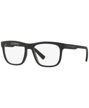 Armani Exchange AX3050 Men's Square Eyeglasses