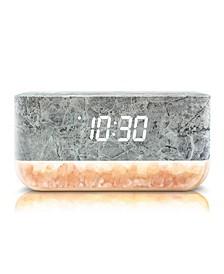 Sunrise Alarm Clock with Himalayan Salt Base