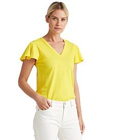 Flutter Sleeve T-Shirt