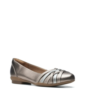 Clarks COLLECTION WOMEN'S SARA CLOVER SHOES WOMEN'S SHOES