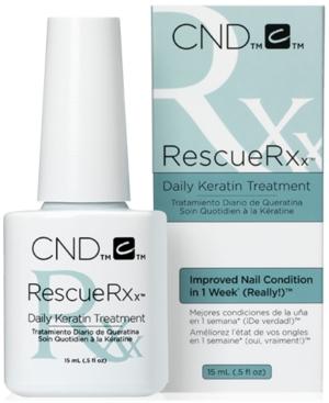 Creative Nail Design RescueRXx Daily Keratin Treatment