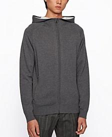 BOSS Men's Zip-Through Regular-Fit Jacket