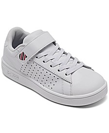 Little Boys Court Casper Casual Sneakers from Finish Line