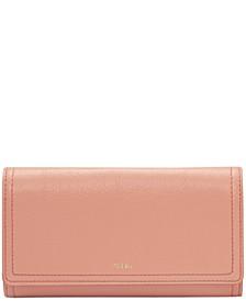 Logan Leather Flap Wallet