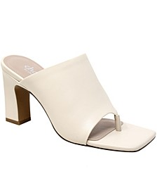 CHARLES By Charles  David Women's Jingle Square Toe Sandals