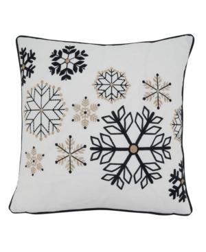 """Saro Lifestyle Pillows THROW PILLOW, 18"""" X 18"""""""
