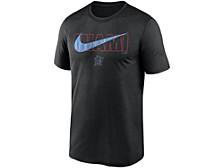 Men's Miami Marlins City Swoosh Legend T-Shirt