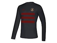 Atlanta United FC Men's Three Stripe Life Pitch Creator Long Sleeve T-Shirt