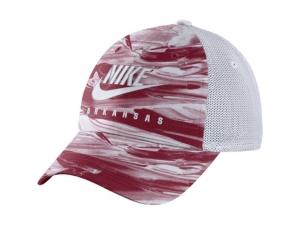 Nike Caps ARKANSAS RAZORBACKS SPRING BREAK TRUCKER CAP