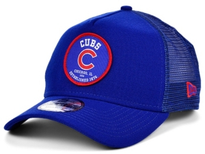 New Era CHICAGO CUBS MERROW PATCH 9FORTY CAP