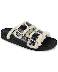 Women's Flossy Slide Shoe