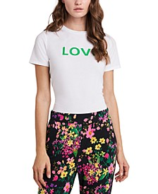 Love Graphic T-Shirt, Created for Macy's