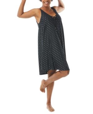 Polka Dot-Print Cover-Up Women's Swimsuit