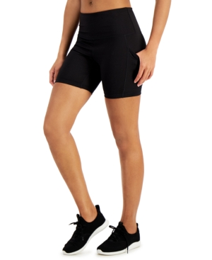 Women's High-Rise Bike Shorts