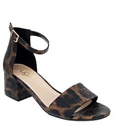 Women's Noelle Block Heel Sandals