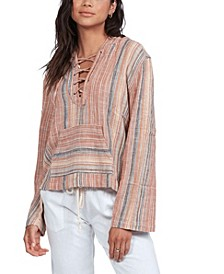 Women's Cabo Trip Long Sleeve Poncho