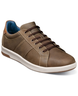 Men's Crossover Lace to Toe Sneakers Men's Shoes