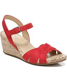 Adelina Wedge Sandals