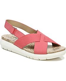 Lilac Sport Sandals