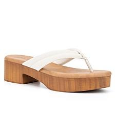 Women's Caye Flip Flop Thong Sandals