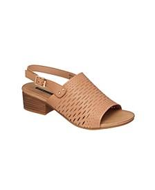 Women's Melody Short Heeled Sandal