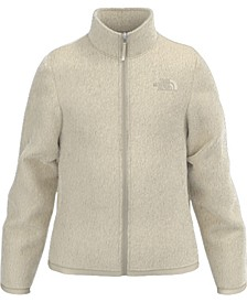 Big Girls Suave Oso Fleece Jacket