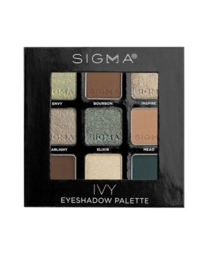 Sigma Beauty Palettes IVY EYESHADOW PALETTE